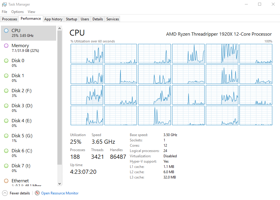 VC1 Transcoding slow - General/Windows - Emby Community