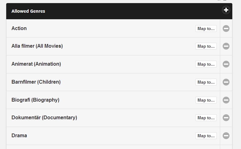 dokumentar genre