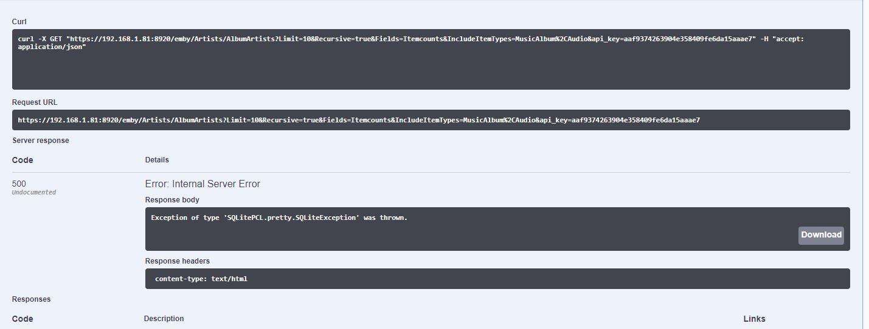 SQLite Exception - Error: near