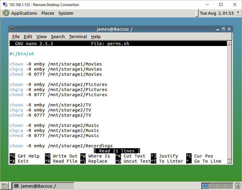 Building Emby in Ubuntu Server - Linux - Emby Community