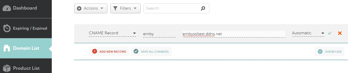 Setting up SSL for Emby (WIP) - Page 11 - General/Windows - Emby