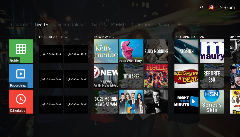 Emby Theater for Windows Desktop 2 5 34 Released