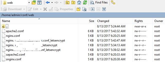 nginx reverse proxy vestacp - Linux - Emby Community