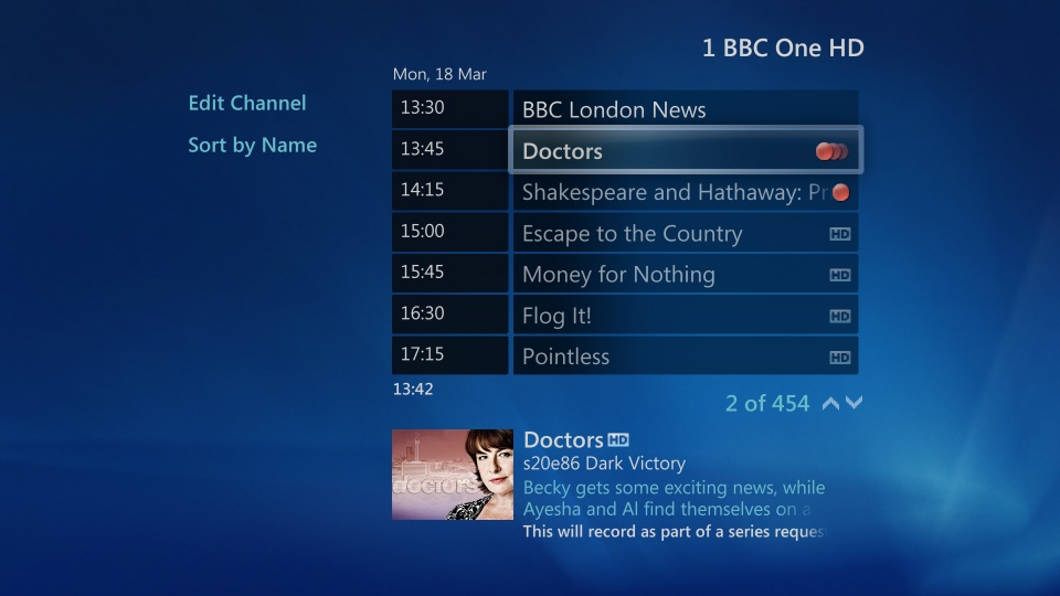 TV Guide - Poor Performance - LG Smart TV - Emby Community