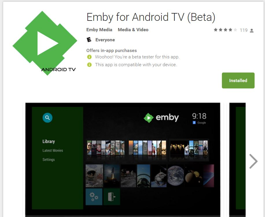 Wetek Play 2 - Android - Emby Community