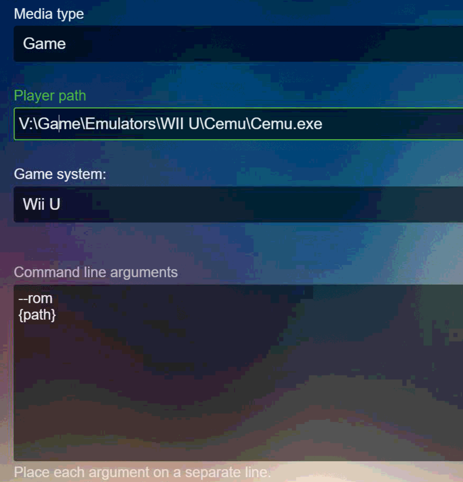 Emby Theater Cemu Issues - Emby Theater - Emby Community