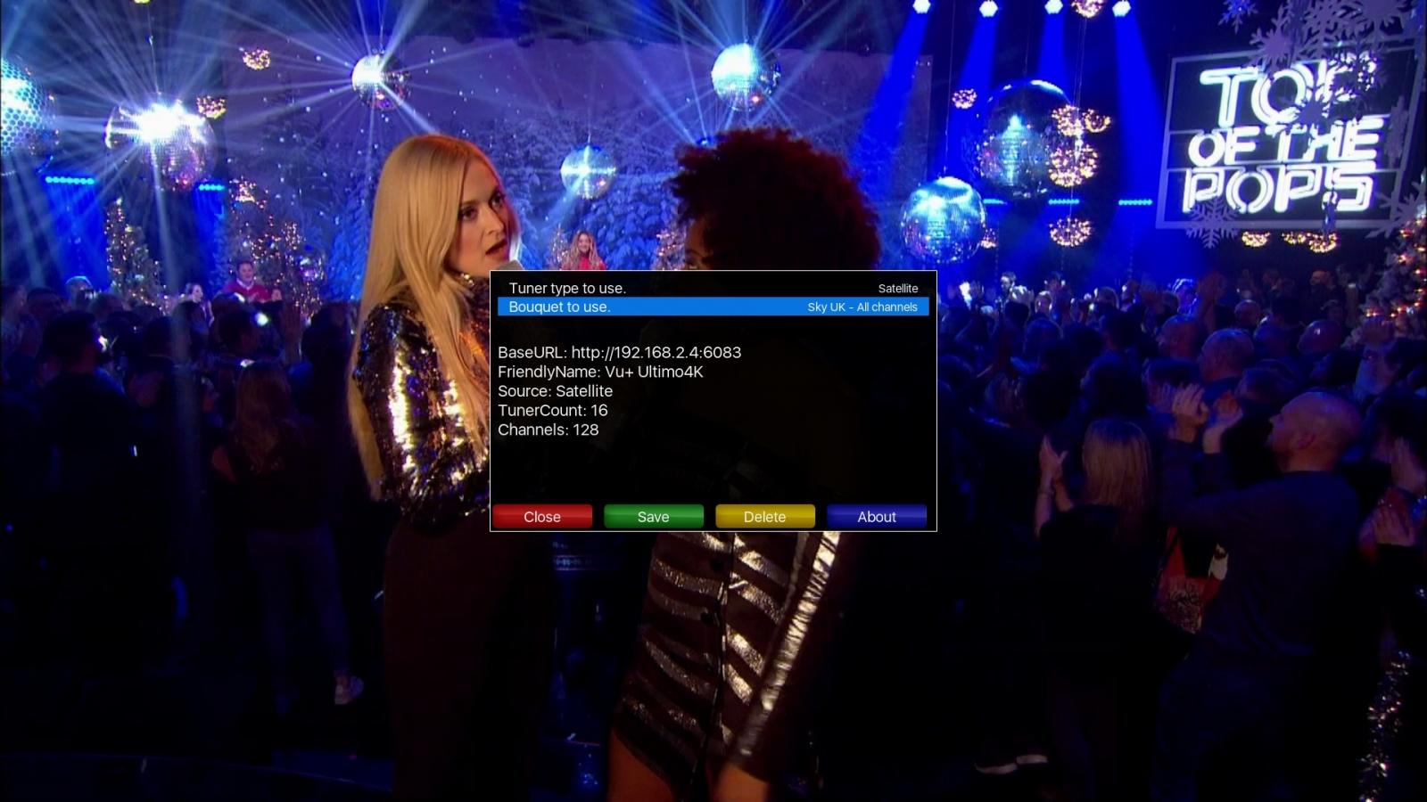 VU+ plugin not working? - Live TV - Emby Community