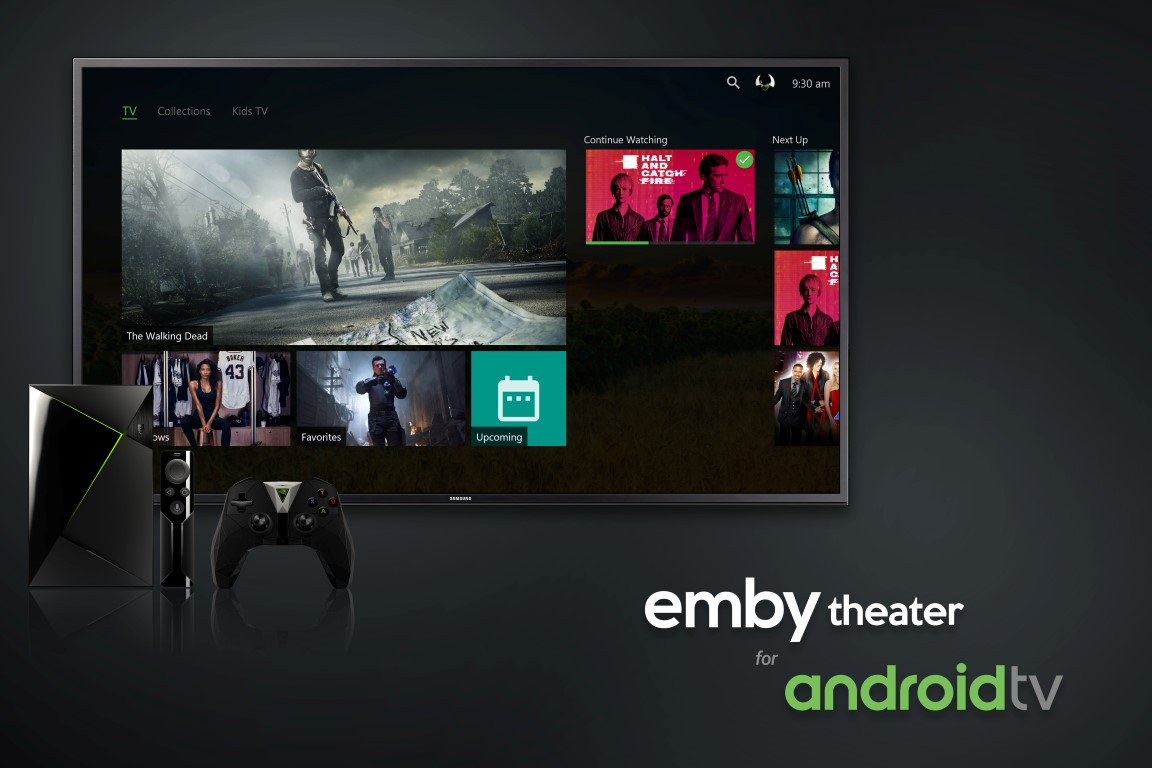 Emby Theater for Android TV (alpha) - Android - Emby Community