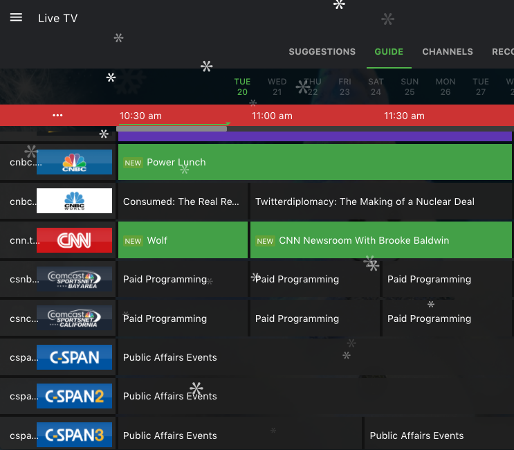 More m3u and xmltv mapping confusion    - Live TV - Emby