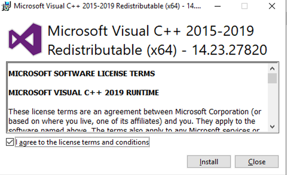 VisualC++