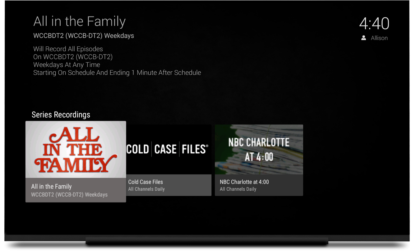 Emby for Android TV - Emby